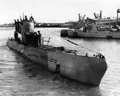 Submarine U20